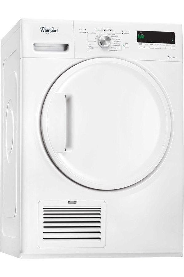 Sèche linge Whirlpool HDLX70312 - Pompe à chaleur - 549 u20ac Salle de - pompe a chaleur pour maison