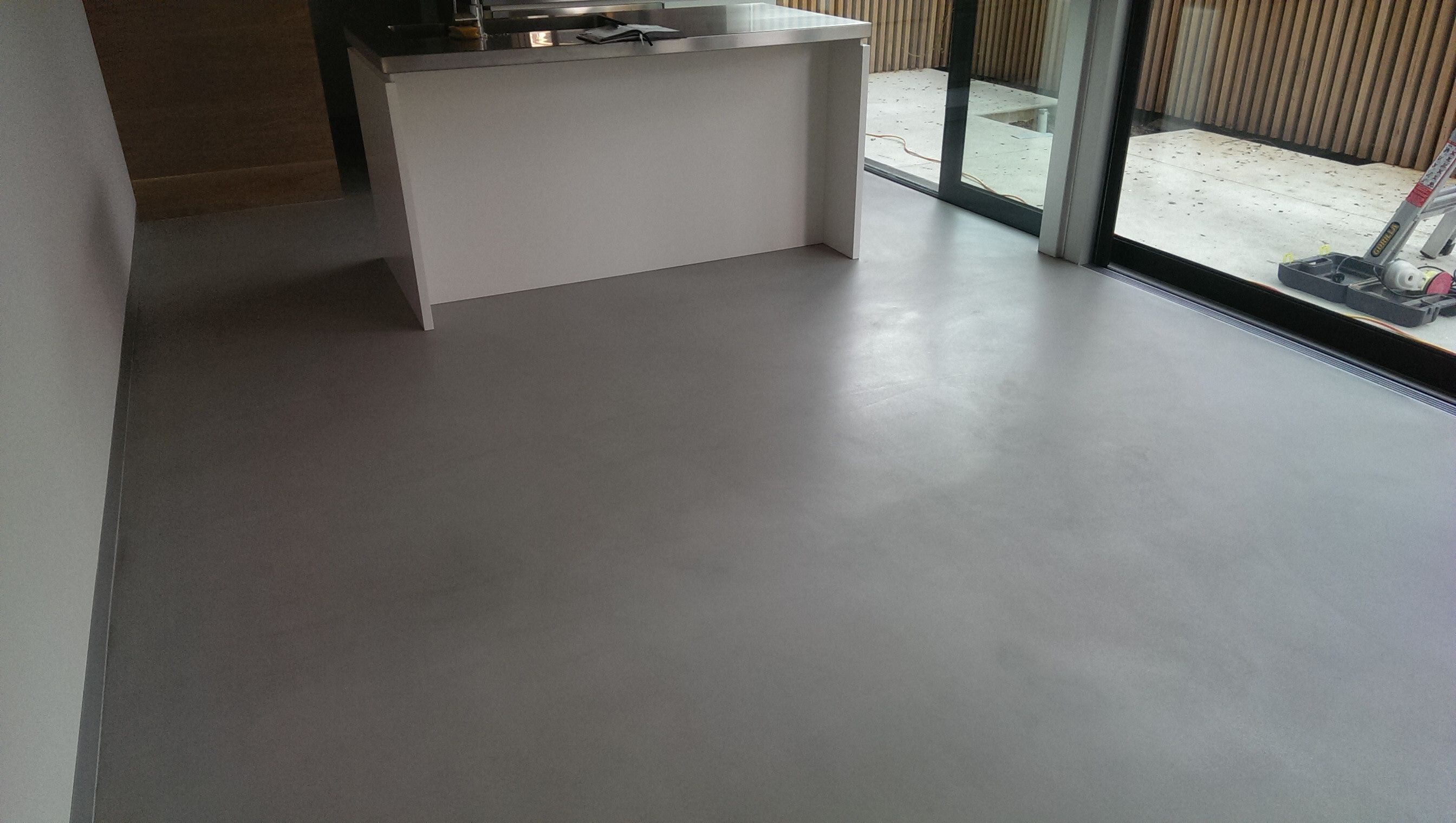 for work with to floors pictures concrete how best stain wikihow step shoes