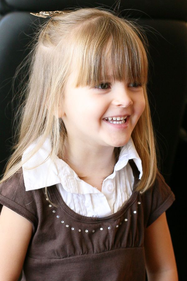 Nice Little Girls Haircuts With Bangs 2017 Pictures Hairstyles