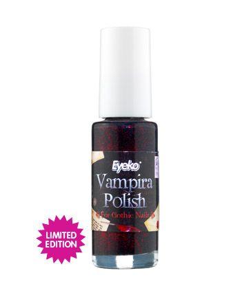 Eyeko Vampira Polish for Gothic Nails