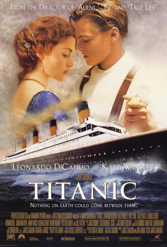 Titanic 1997 Filmaffinity Peliculas De Drama Peliculas Peliculas Completas