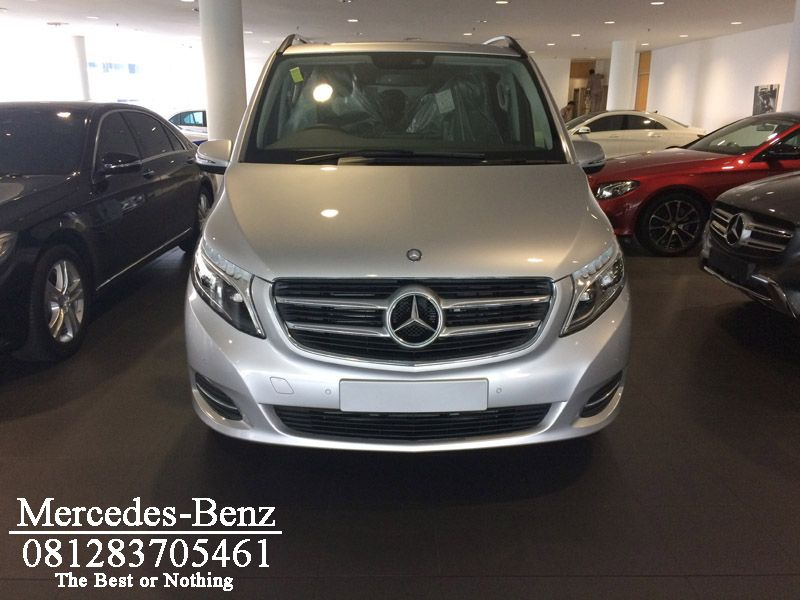 Harga Mercedes Benz V220d Nik 2018