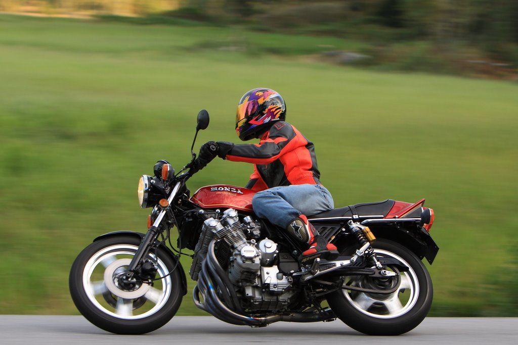 Honda CBX 1000 © UM2010