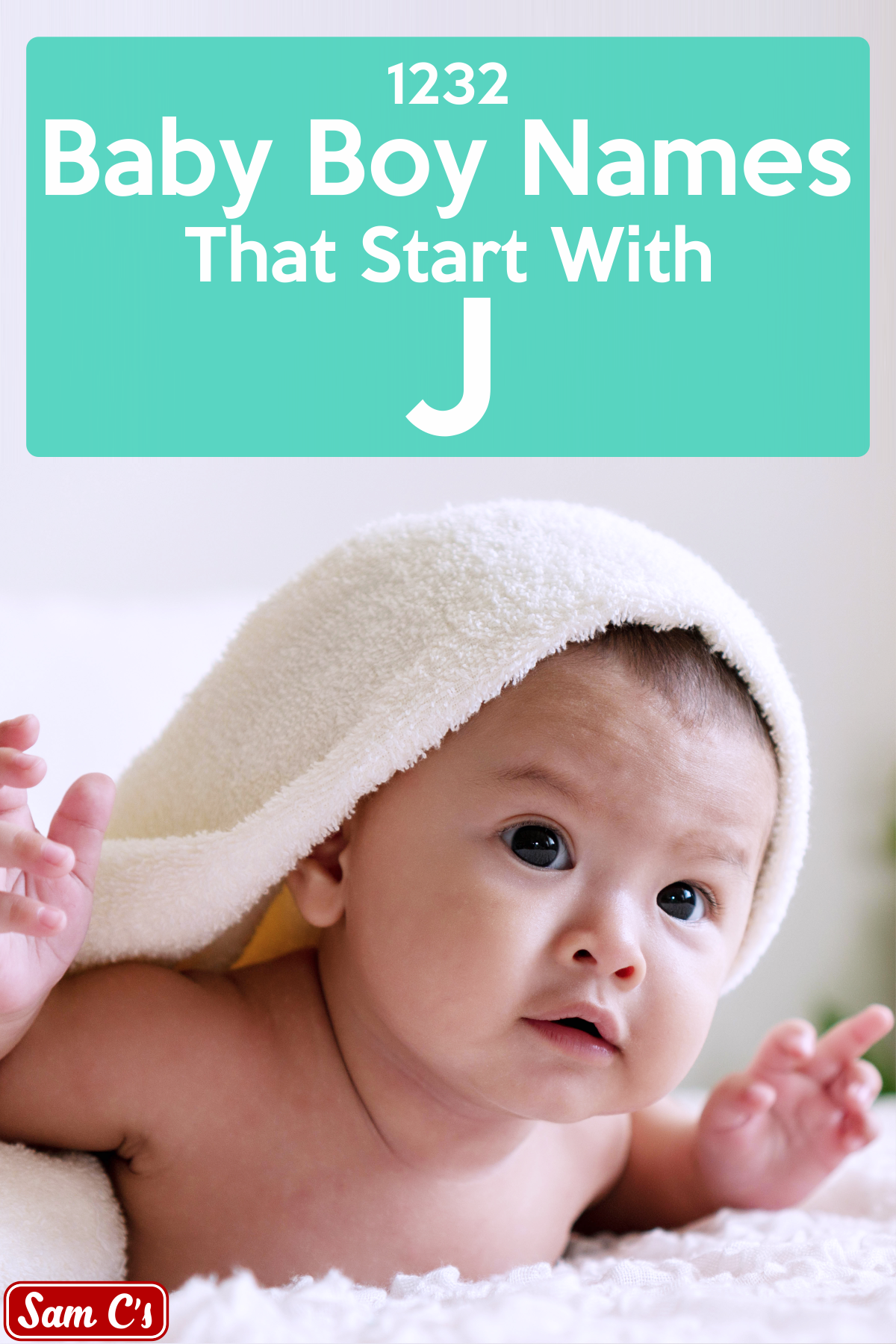 Baby Boy Names That Start With J