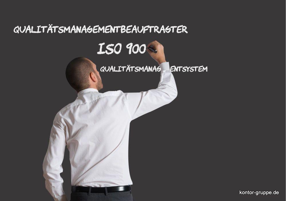 Qualitätsmanagegment Beauftragster ➜ Seminar und Schulung - QM Kontor ➜ Qualitätsmanagement Beratung ➜ DIN EN ISO 9001