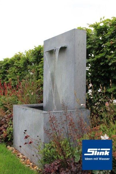 Gartenbrunnen Zinkart-Wall