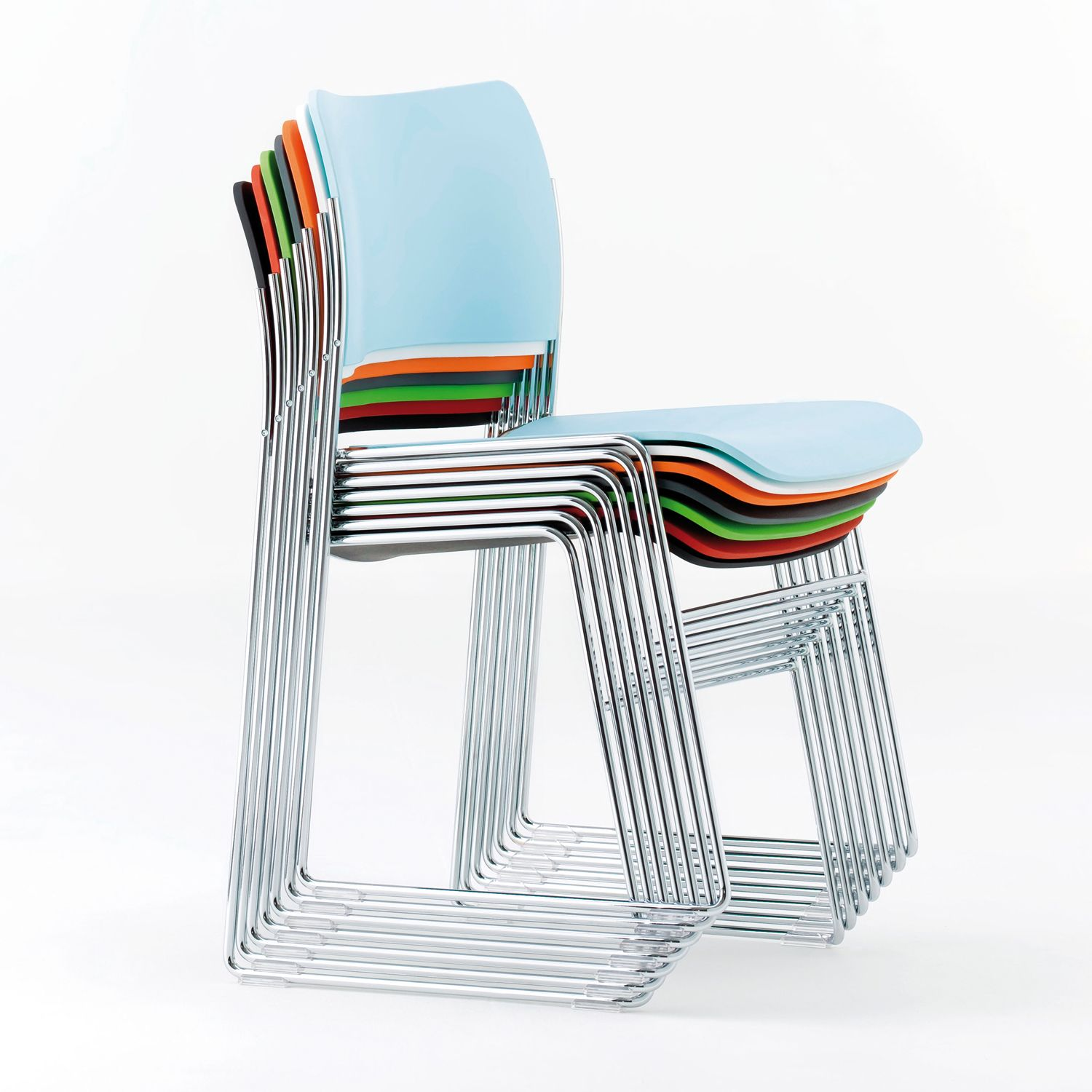 Howe 40 4 Stacking Chair Apresfurniture Co