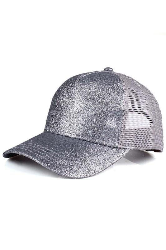 b82e492a7d5 CC Ponytail Trucker Hat