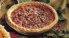 This Sugar Free Pecan Pie is easy and a nice alternative those folk who can't have the regular version. It's also easy and fast to make. 8 servings