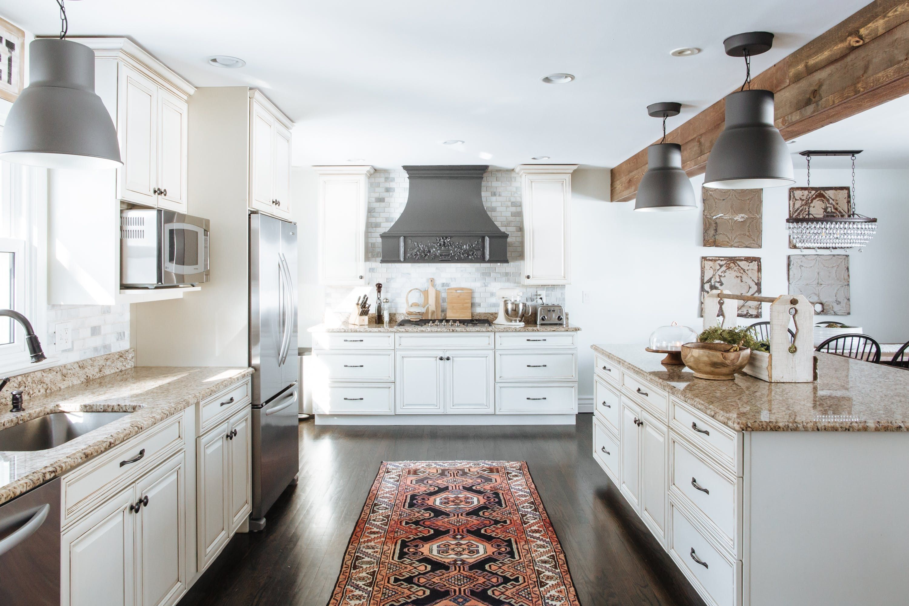 Lauren Says Her Favorite DIY Is Designing The Layout To Turn Three Rooms In Home