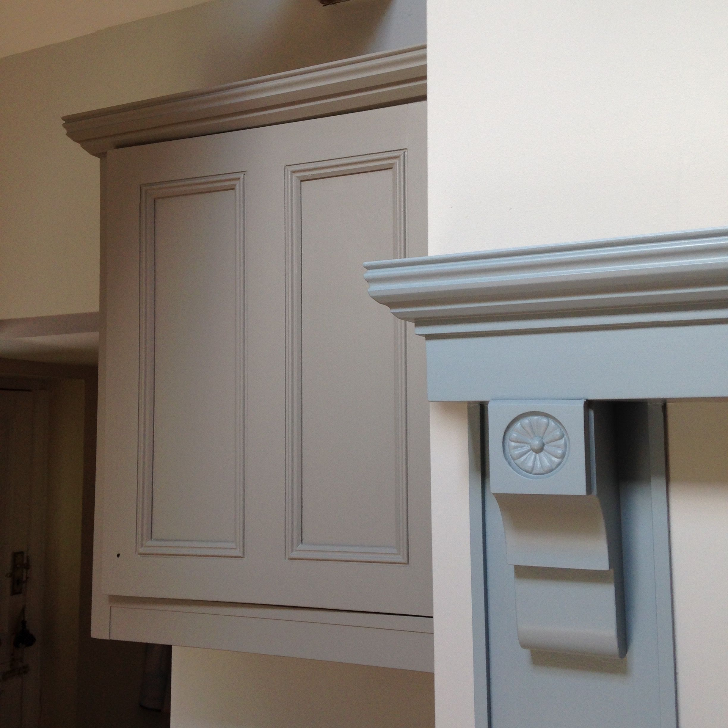 Little Greene Paint French Grey To Walls Lead Colour To