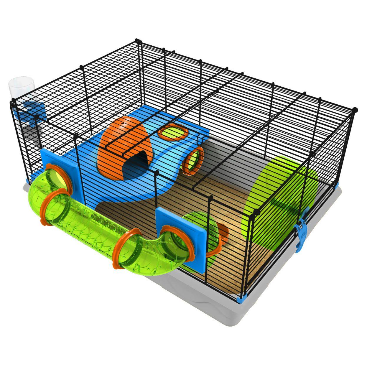 hamstercages.jpg (1245×1245) Hamster cage, Dwarf