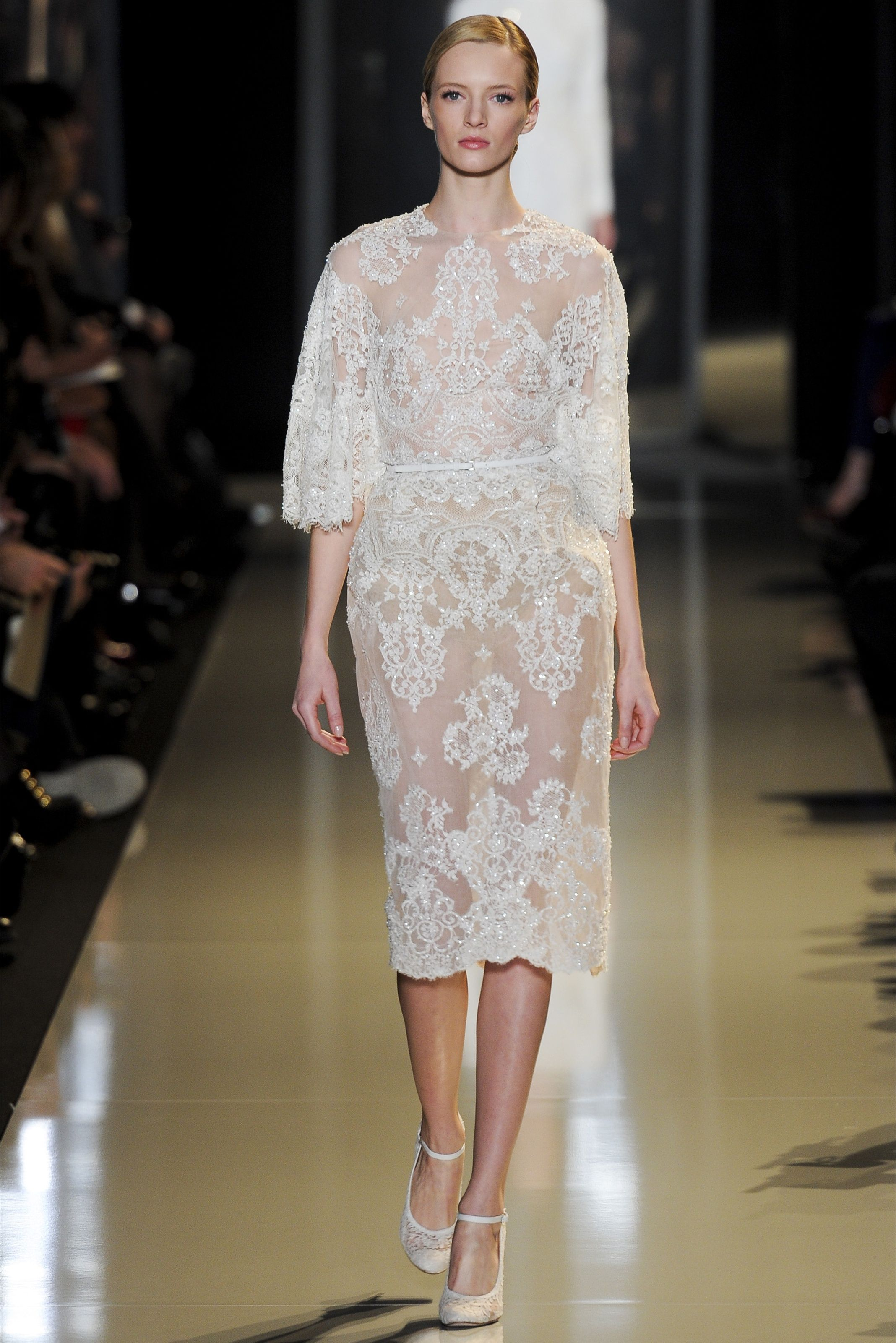 Elie saab haute couture spring summer short dresses