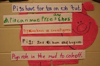 Mrs. Lee's Kindergarten: Farm