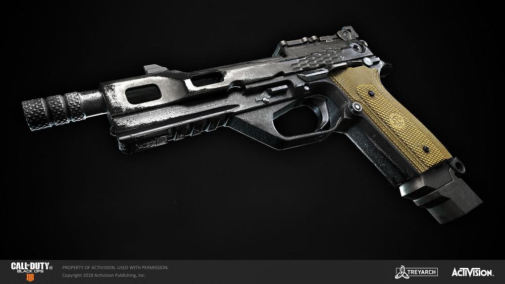 Artstation Call Of Duty Black Ops 4 Rk 7 Garrison Pawin Changkiendee Black Ops 4 Black Ops Garrison