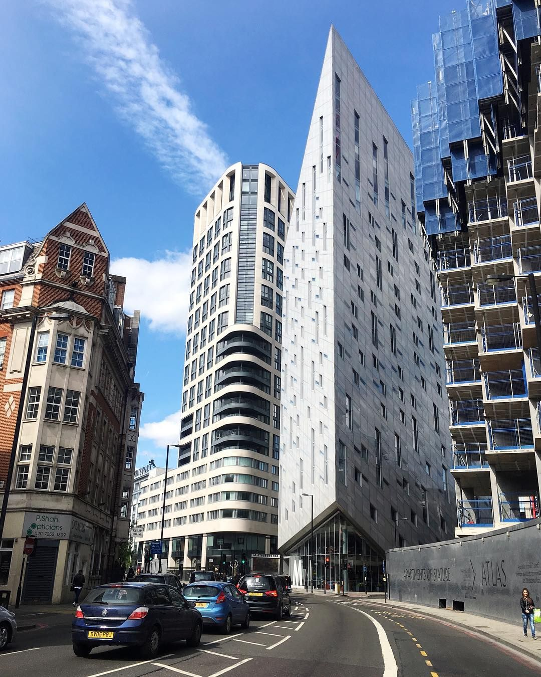 Montcalm Shoreditch: The Trippy M By Montcalm Hotel In Shoreditch, East London