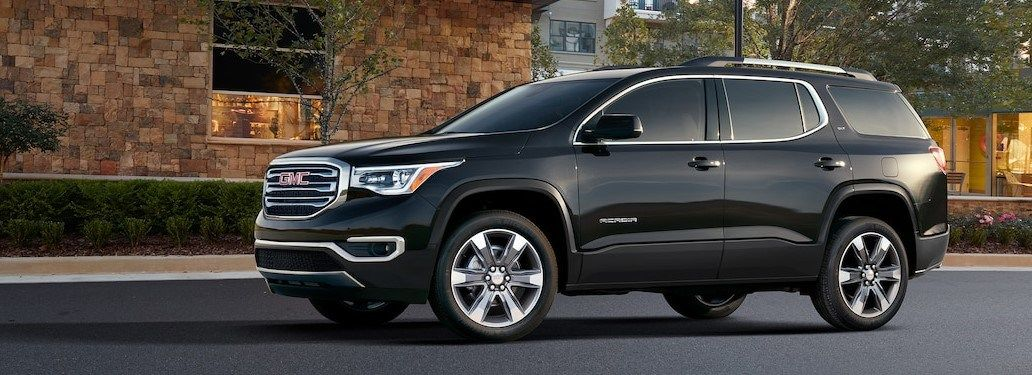The Gmc Acadia Denali Come Out With Renovation For 2020 Model Year