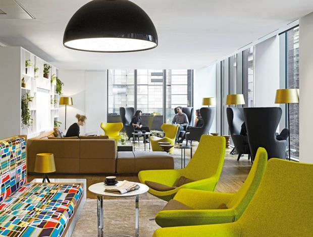 Lend Lease Offices By Woods Bagot Office Interior Design Office Space Design Interior Design