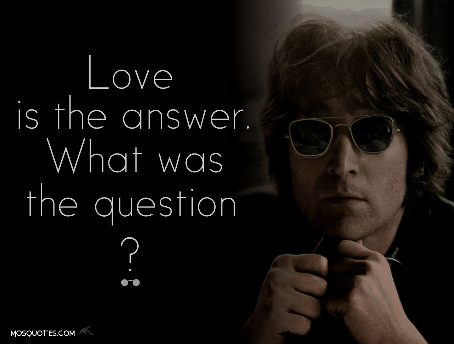 John Lennon Love Quote Music Rocks John Lennon Quotes Quotes
