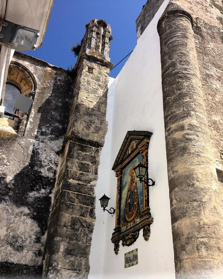 Iglesia en Vejer de la Frontera, Cádiz