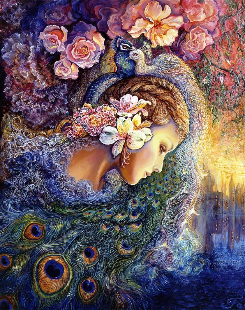 Волшебные сны от Josephine Wall