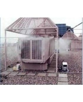 Energy Saver Commercial Pre Cooling System Energy Saver Energy Use Outdoor Structures