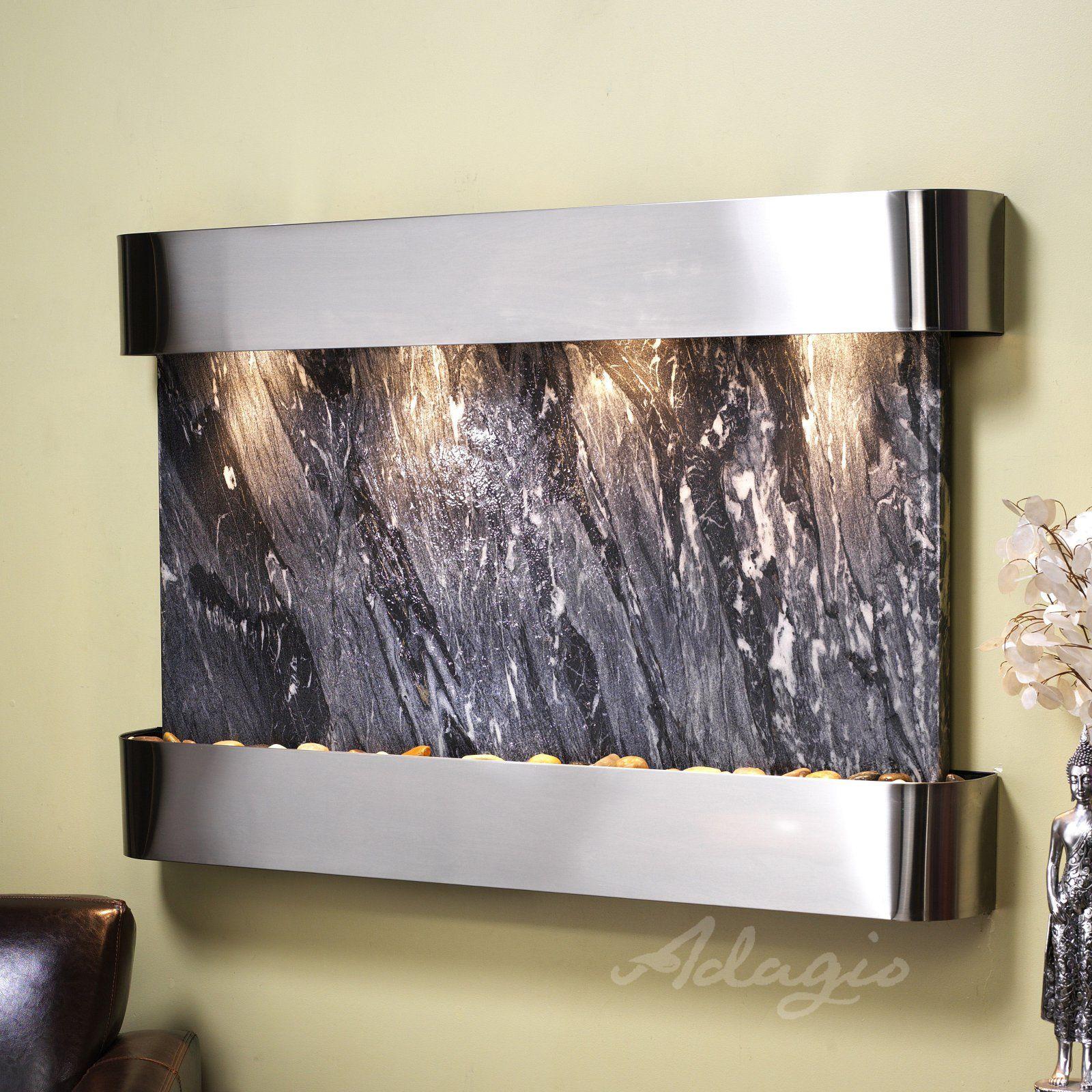 Wall Indoor Fountain Rajah Featherstone