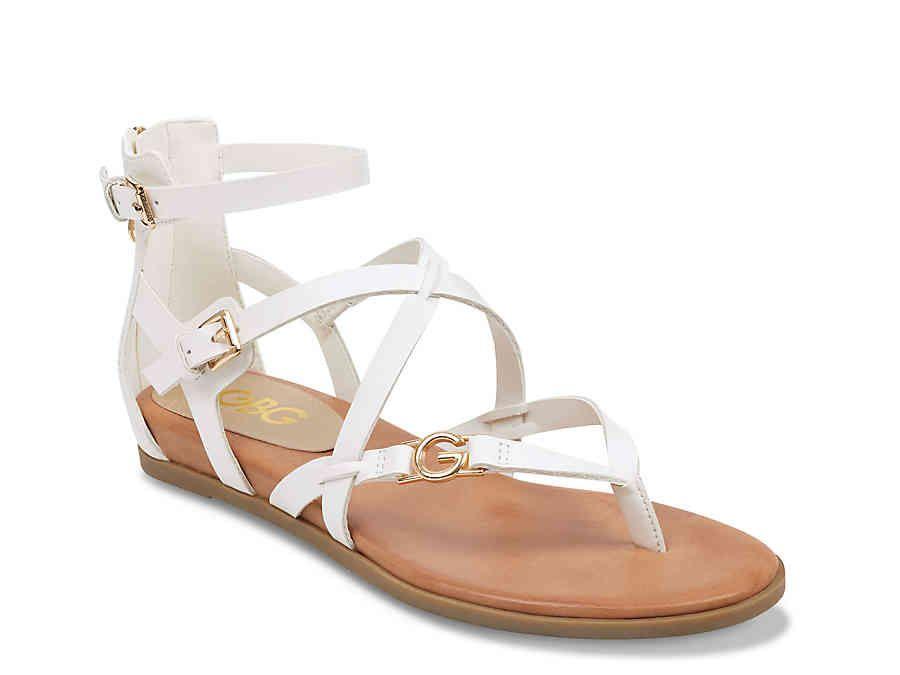 GBG Los Angeles Carlyn Gladiator Sandal