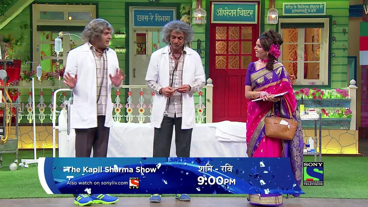 The Kapil Sharma Show May 21, 2016 Dr Mashoor Gulati aur Dr Aur Bhi Zyad...