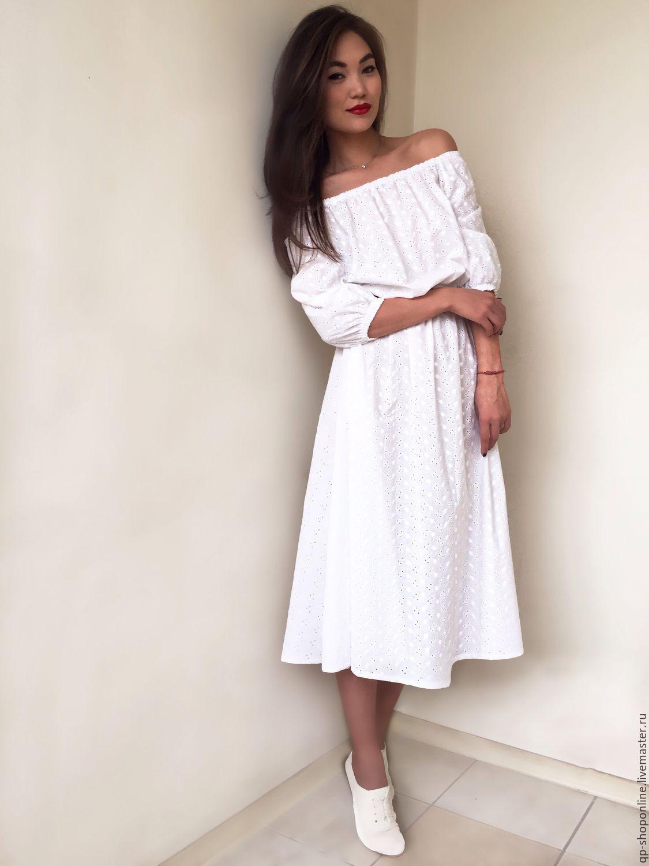 22b29fecd40 Купить Воздушное платье из шитья