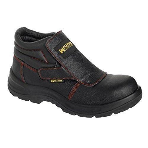 Parade - Zapatos de seguridad Holia 3804 - Hombre - Negro / Gris - 44 JHpg7bjcL