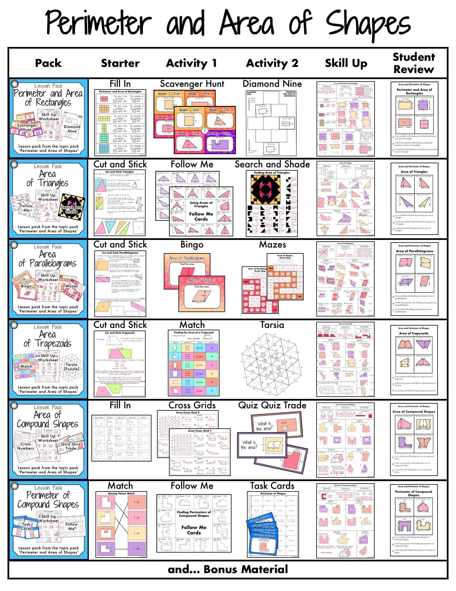hight resolution of Rectilinear Area Worksheets   Printable Worksheets and Activities for  Teachers