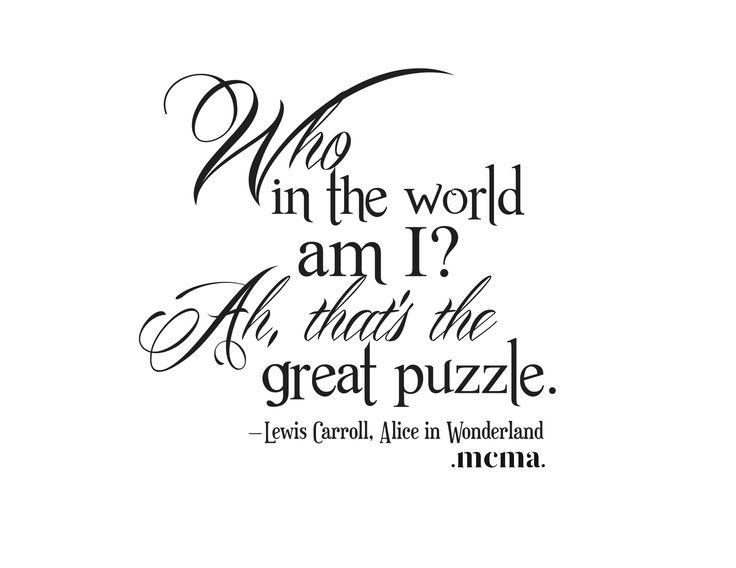 Alice In Wonderland Flower Quotes. QuotesGram | Alice! | Pinterest