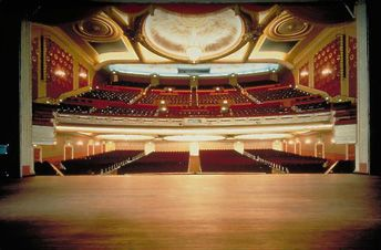 Orpheum Theatre In Mn I Love To Visit 3 State Theatre Seating Charts Theatre