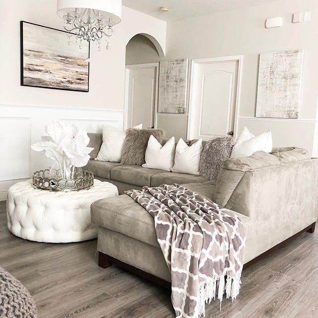 Pale Cottage Living Room Pale Cottage Living Room