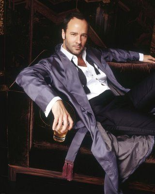 Tom Ford~A Suitable Wardrobe: The Death of the Dressing Gown