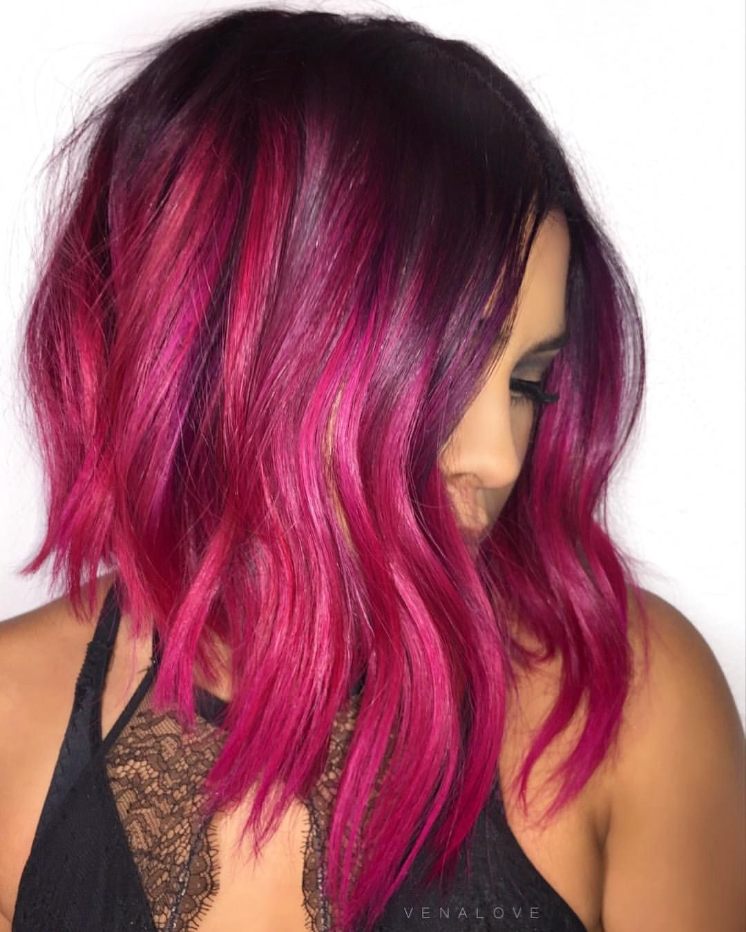 Pin On Coloured Hair