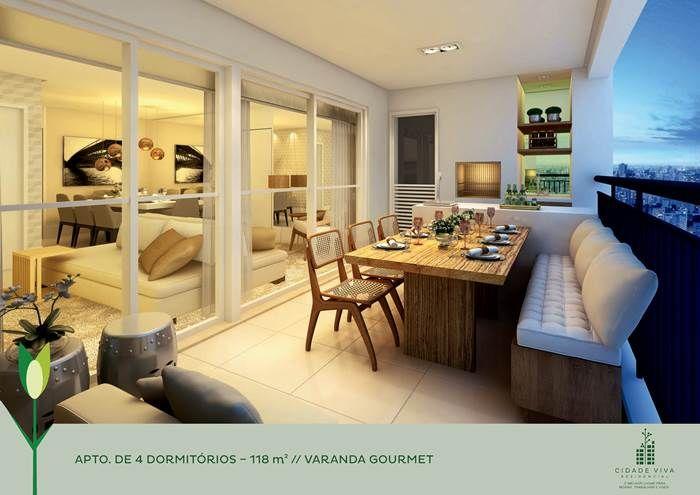 Cidade Viva Office – Apartamentos de 2,3 e 4 Dorms em Santo André
