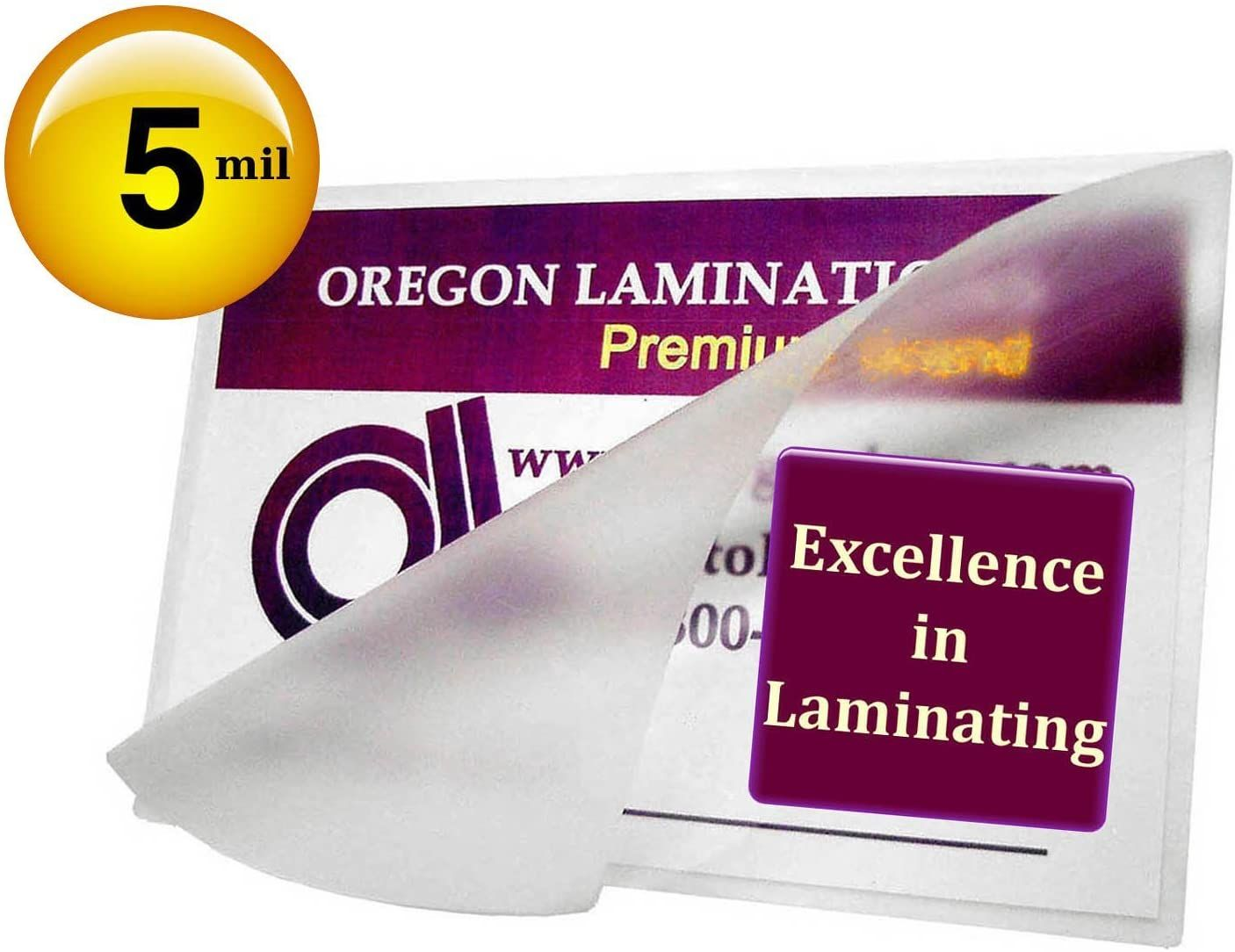 Oregon Lamination Premium Wallet Photo Size 2 75 X 3 75 Thermal Laminating Pouches Are Top 15 H In 2020 Craft Supplies Pouch Wallet
