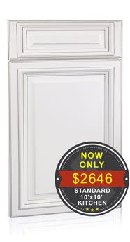 Freeport Maple White Chocolate Glaze Cabinets   Titusville® RTA | Cabinets .com