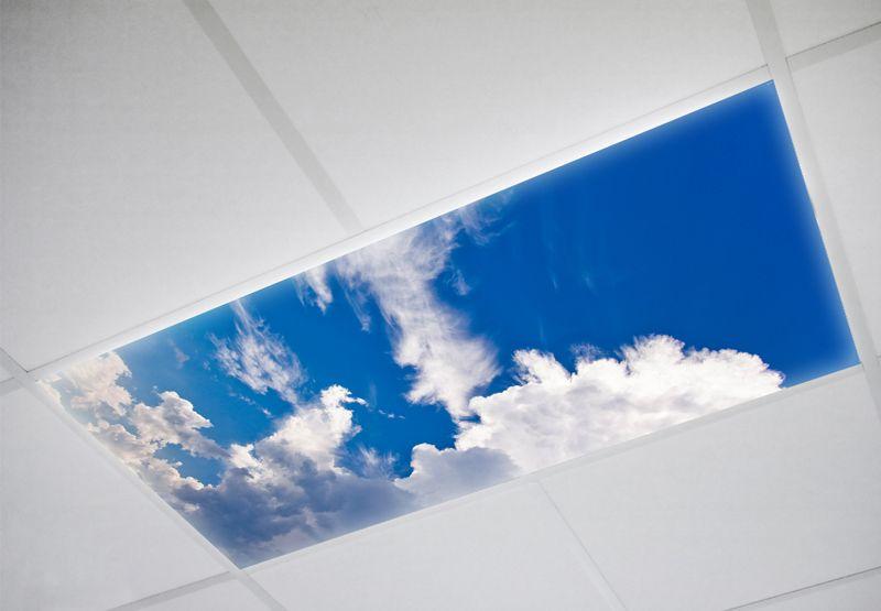 Unique Cloud Light Lenses To Help Improve You Overall Mood Fluorescent Light Covers Cloud Light Covers Fluorescent Light Diffuser