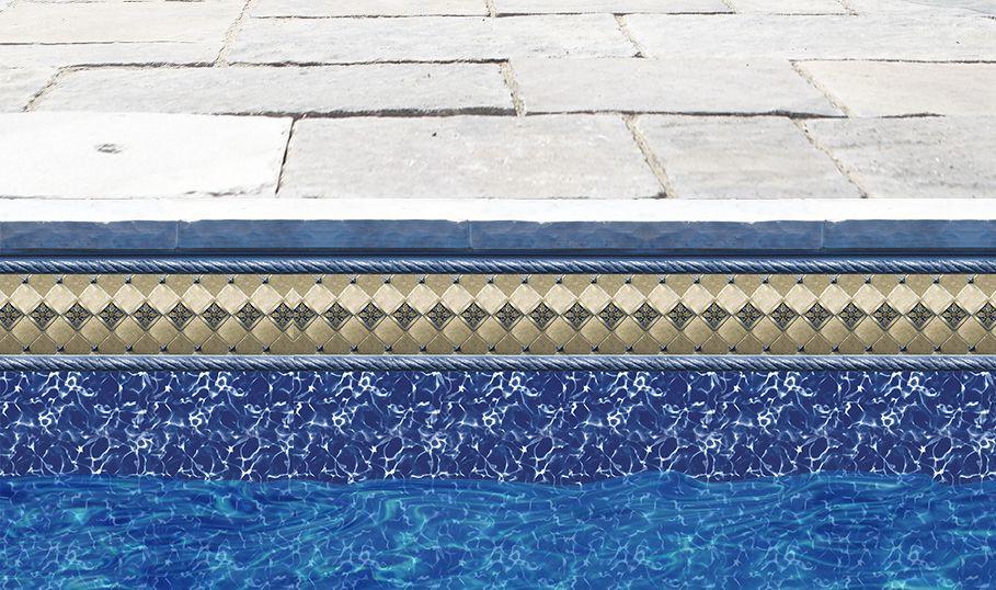 Inground Liner Patterns Pool Supplies Pool Liners