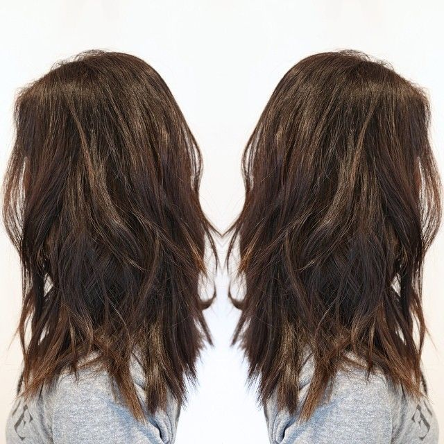 23 Best Medium Length Hair With Layers In 2019 Hair Layers