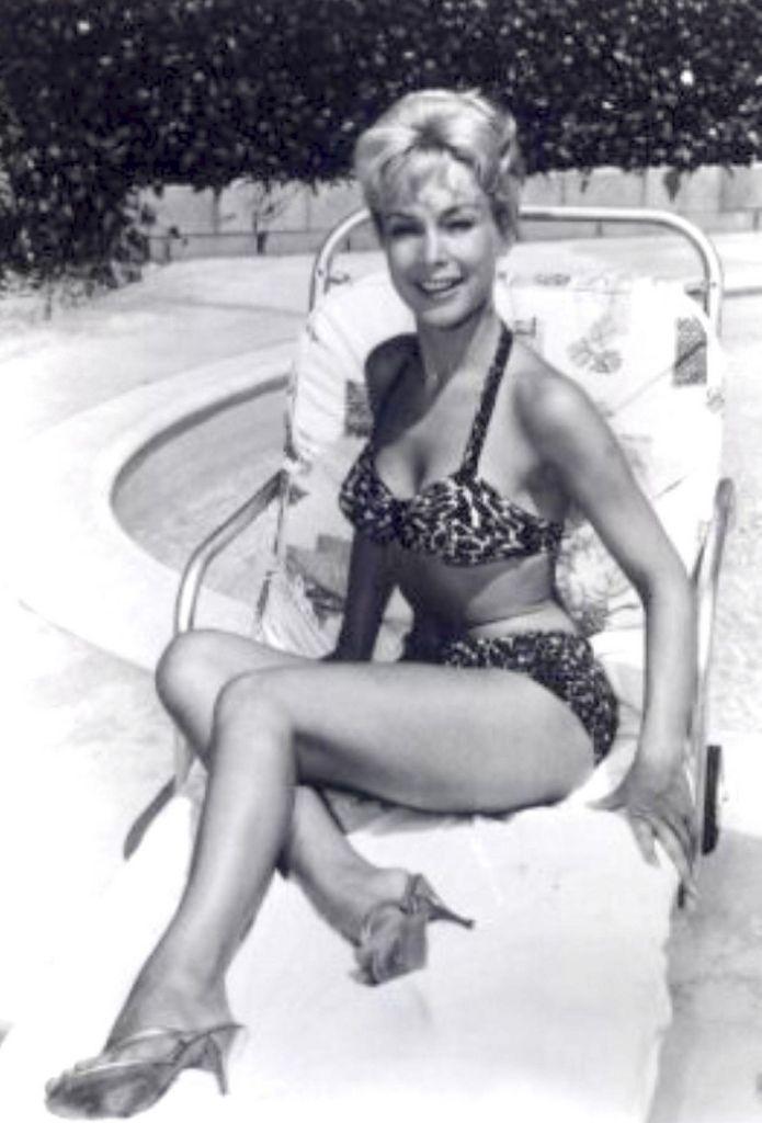 Barbara Eden Swimsuit  Barbara Eden Bikini  Stars Of The -9037