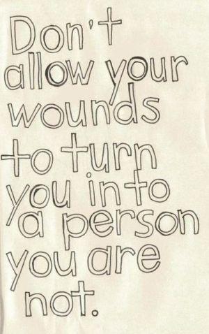 Inspirational quote broken heart quotes Heart Ache Sadness Depression Breakup by la'dama'88001