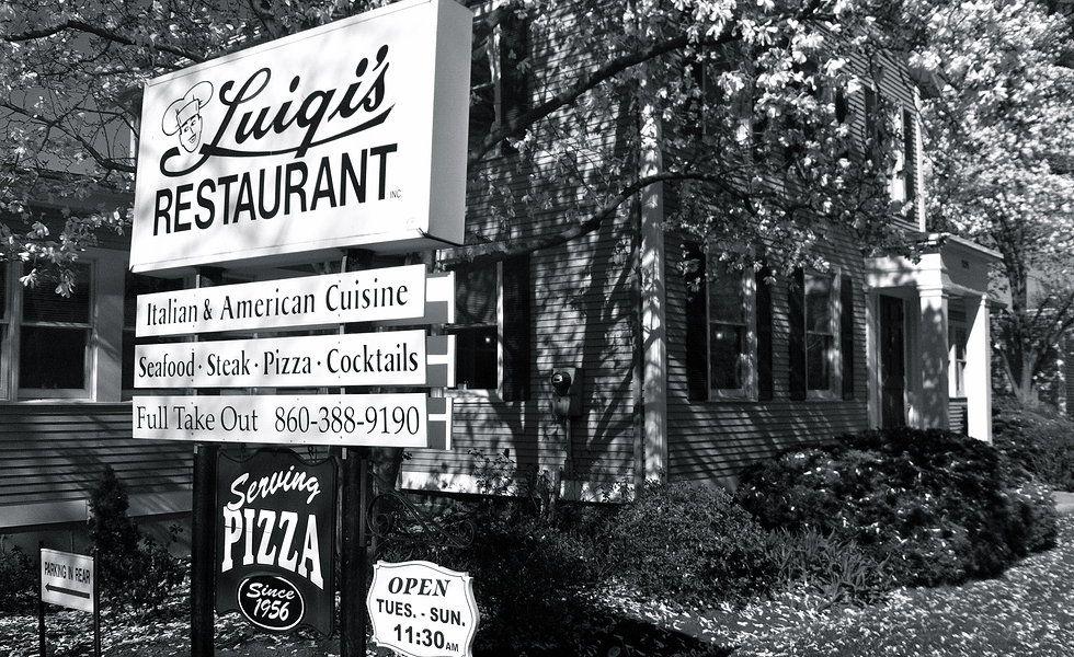 Luigis Restaurant Italian American Cuisine Old Saybrook Ct Sline Prime Rib Steaks