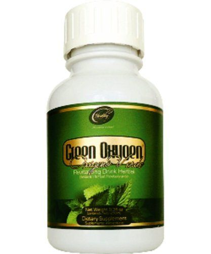 Green Oxygen *** You can find more details by visiting the image link. Note: It's an affiliate link to Amazon.