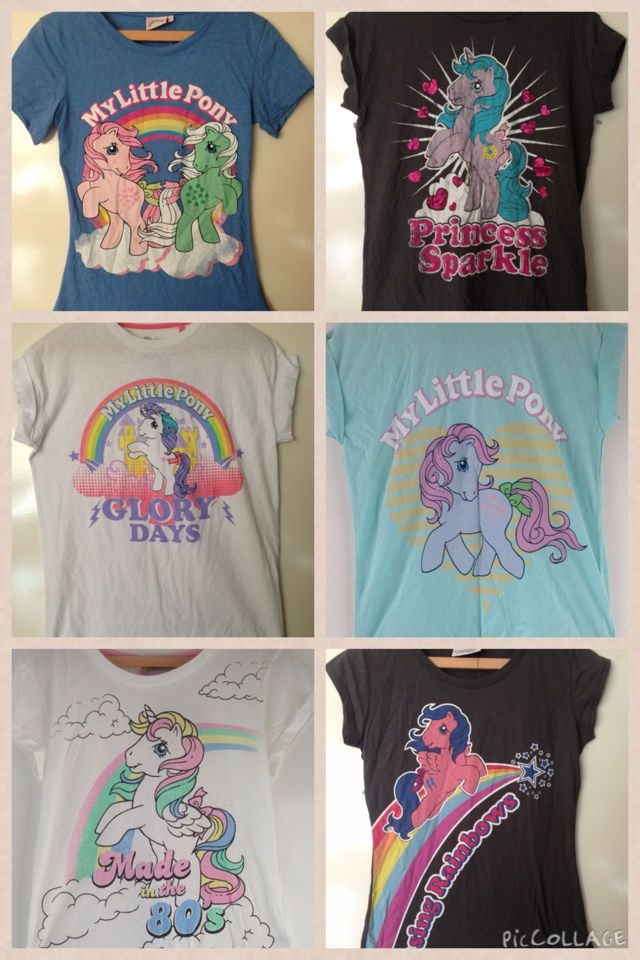 8ad7455ce9 MY LITTLE PONY LADIES T SHIRT TOPS 6-20 PRIMARK BNWT princess sparkle glory  days #LICENSEDMYLITTLEPONY