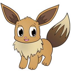 Sarja kuva suku puoli Pokemon