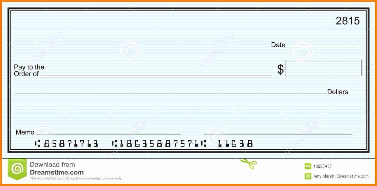 Ms word check template beautiful 25 of blank check
